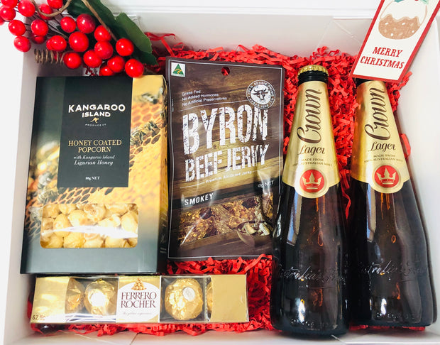 Beer & Nibbles for Christmas Bundle