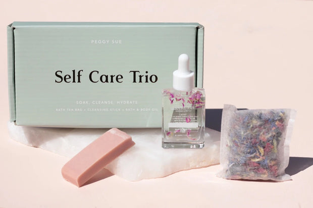 Peggy Sue Self Care Trio
