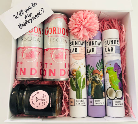 Will you be my Bridesmaid Bundle