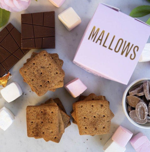 Grounded Pleasures Exquisite Marshmallows 140g