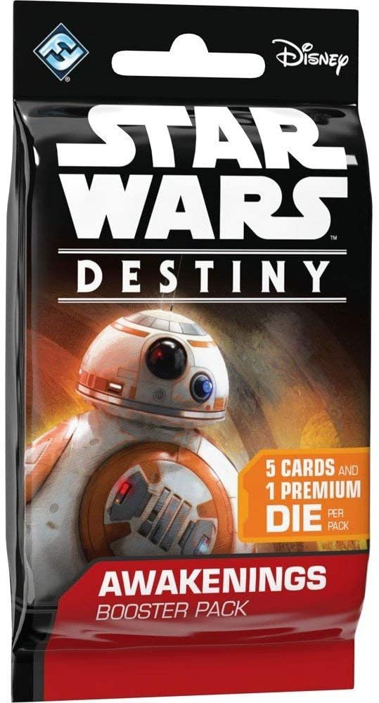 Star Wars Destiny Awakening Booster | D20 Battleground