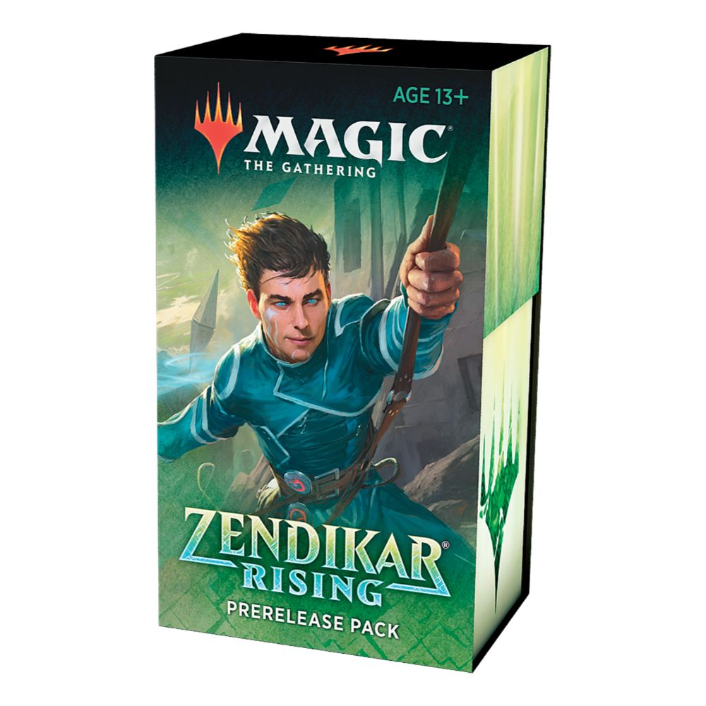 Zendikar Rising Prerelease Pack | D20 Battleground