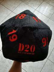D20 Plush | D20 Battleground