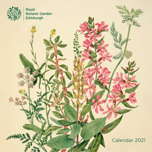 Royal Botanic 2021 Calendar