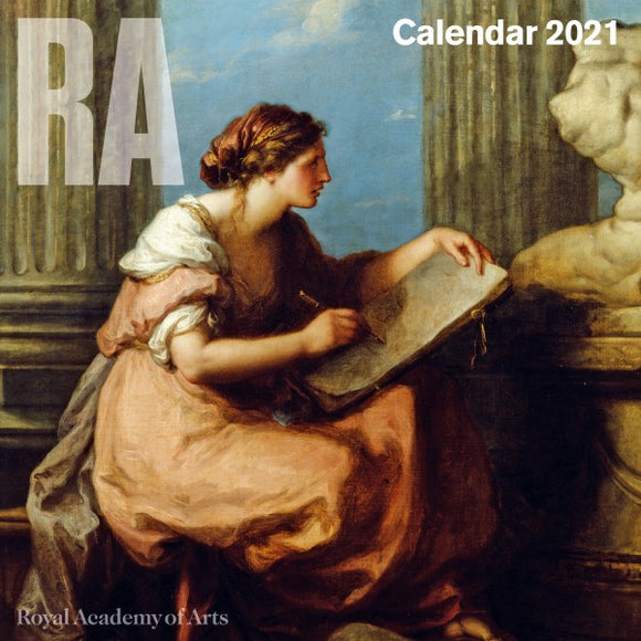 Royal Academy 2021 Mini Calendar