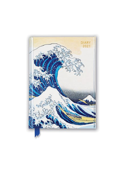 Great Wave 2021 Pocket Diary