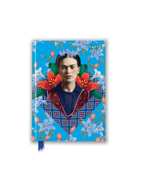 Frida Kahlo Pocket Diary 2021