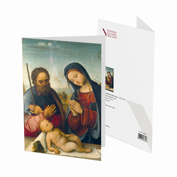 The Holy Family Christmas Card Pack