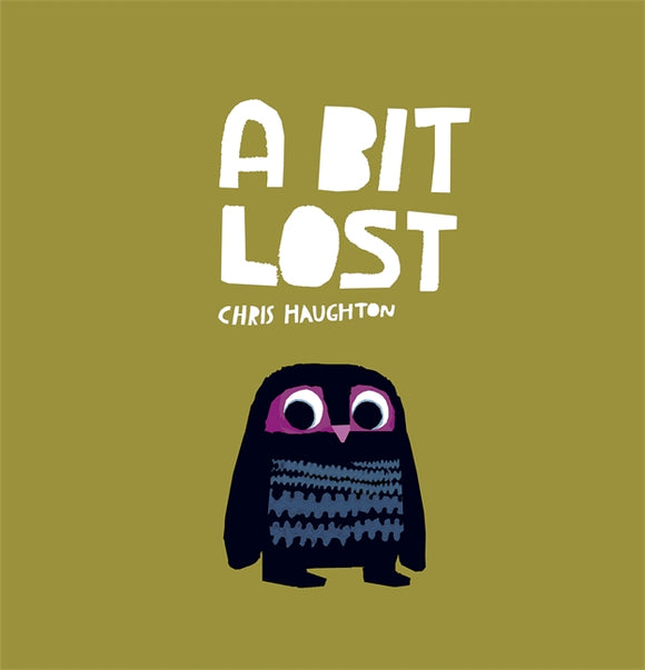 A Bit Lost Board Book