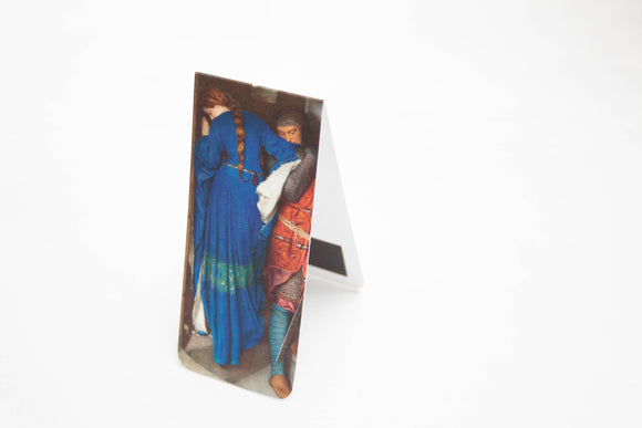 The Meeting on the Turret Stairs Magnetic Bookmark
