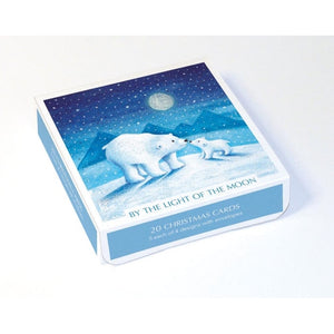 By The Light Of the Moon Christmas Cards