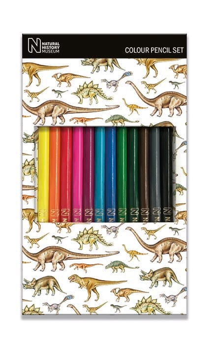 Dinosaurs Colour Pencil Set