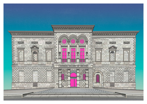 National Gallery of Ireland A3 Print