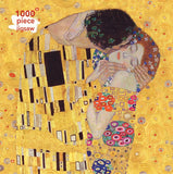 Klimt The Kiss 1000 Piece Jigsaw