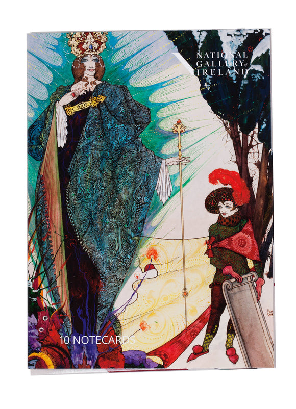 Harry Clarke Notecards - Set of 10