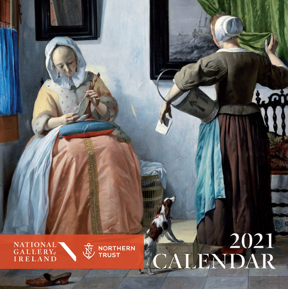 National Gallery of Ireland 2021 Calendar