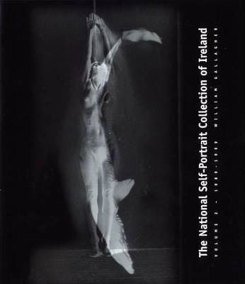 A black and white image of a whale superimposed and blending into a naked woman with her arms stretched up in the centre of the black cover. The title runs down the right side of the cover in white letters.