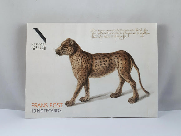 Frans Post Notecards - Set of 10