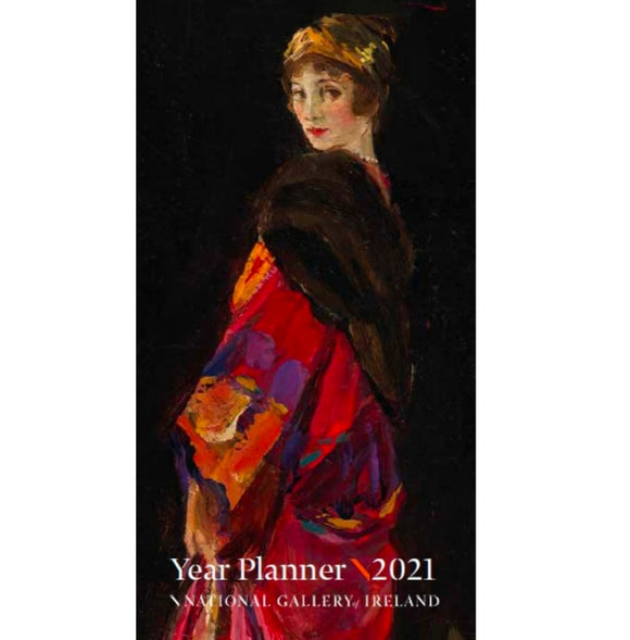 National Gallery of Ireland Year Planner 2021