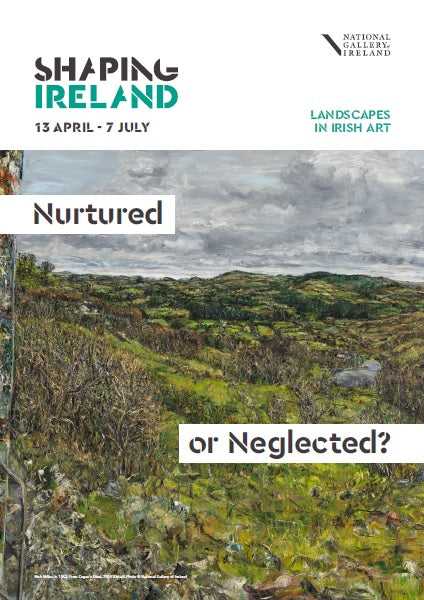 A2 Shaping Ireland Exhibition Poster