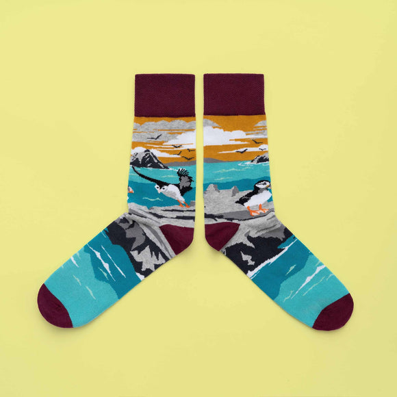 Skellig Socks