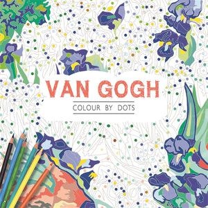 Van Gogh Colour by Dots