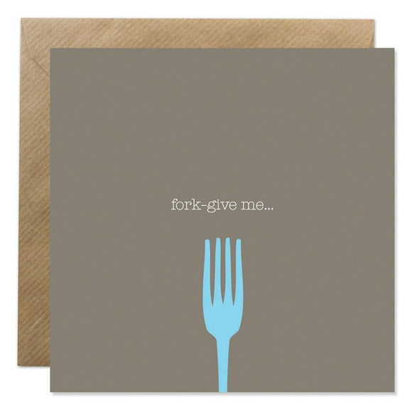 Fork-Give Me Card