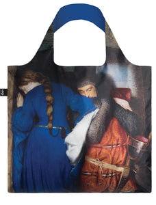 The Meeting on the Turret Stairs Tote Bag