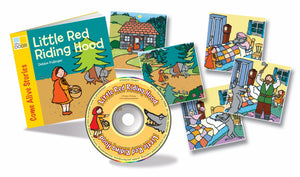 Little Red Riding Hood Sing and Play Book Pack