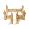 Load image into Gallery viewer, Wooden Castle Blocks 40pk