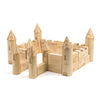 Wooden Castle Blocks 40pk