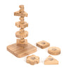 Wooden Twist Turn Tower
