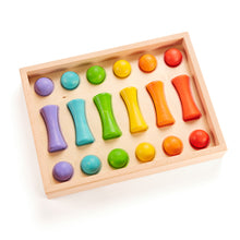 Load image into Gallery viewer, Baby Wooden Sorting Collection