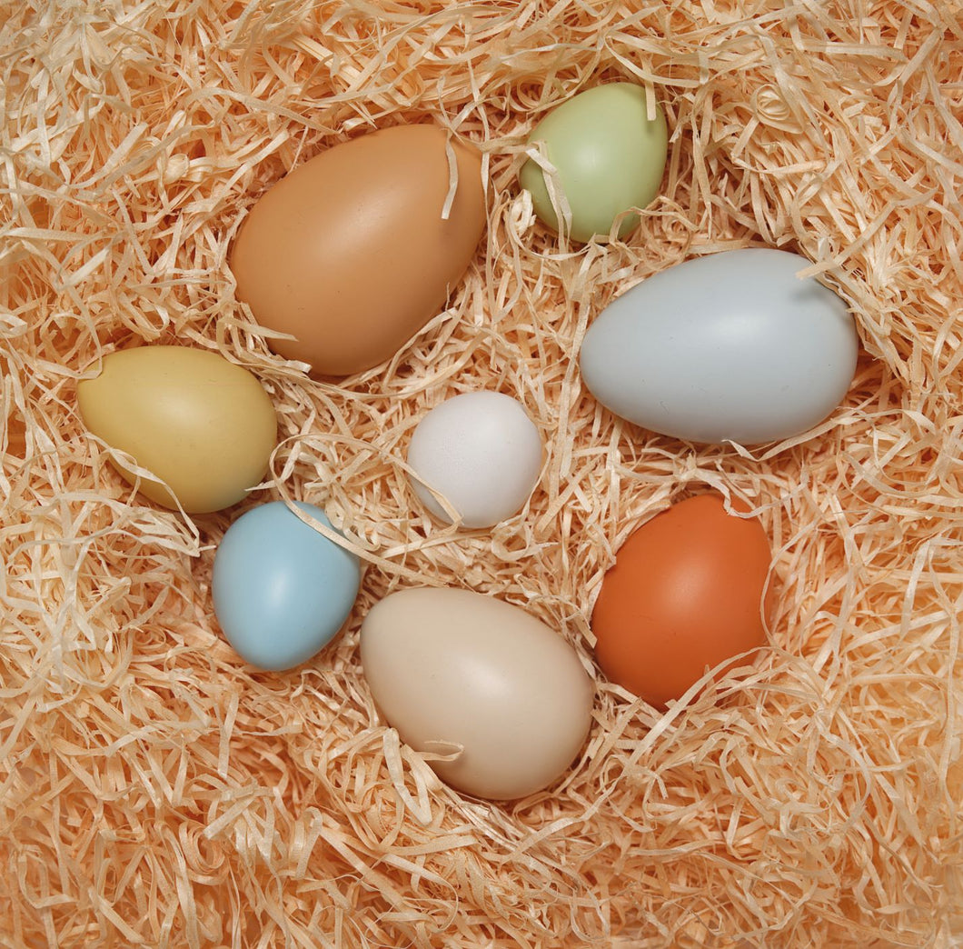 Size-Sorting Eggs (Set of 8)