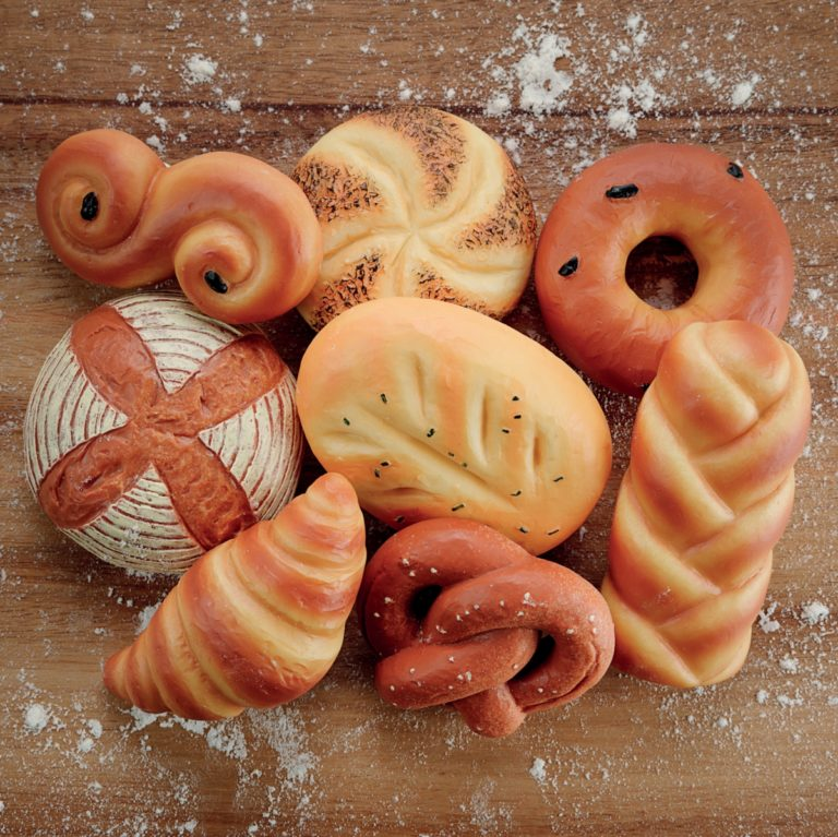 Breads of the World - Sensory Play Stones