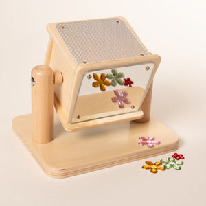 Mini Mirror Diffraction Box