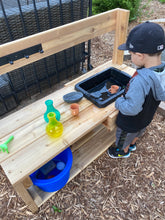 Load image into Gallery viewer, Toddler Mud Kitchen