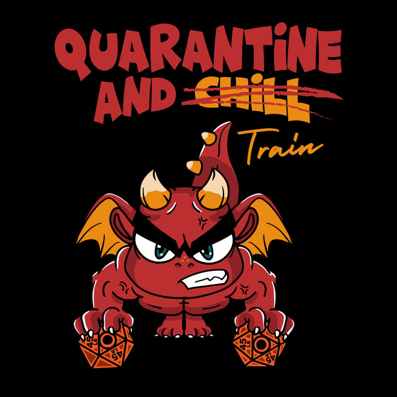 Quarantine and Train: Your May Bro Tank Club Design