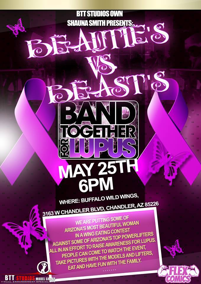Beauties Vs Beasts Lupus Event