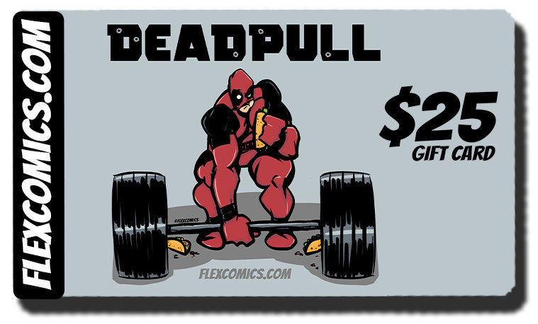 Flex Comics Gift Card