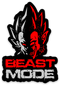 Beast Mode: Great Ape Form - Vinyl Sticker
