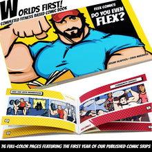 Load image into Gallery viewer, Flex Comics: Do You Even Flex? Book