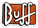 Buff Beer - Vinyl Sticker