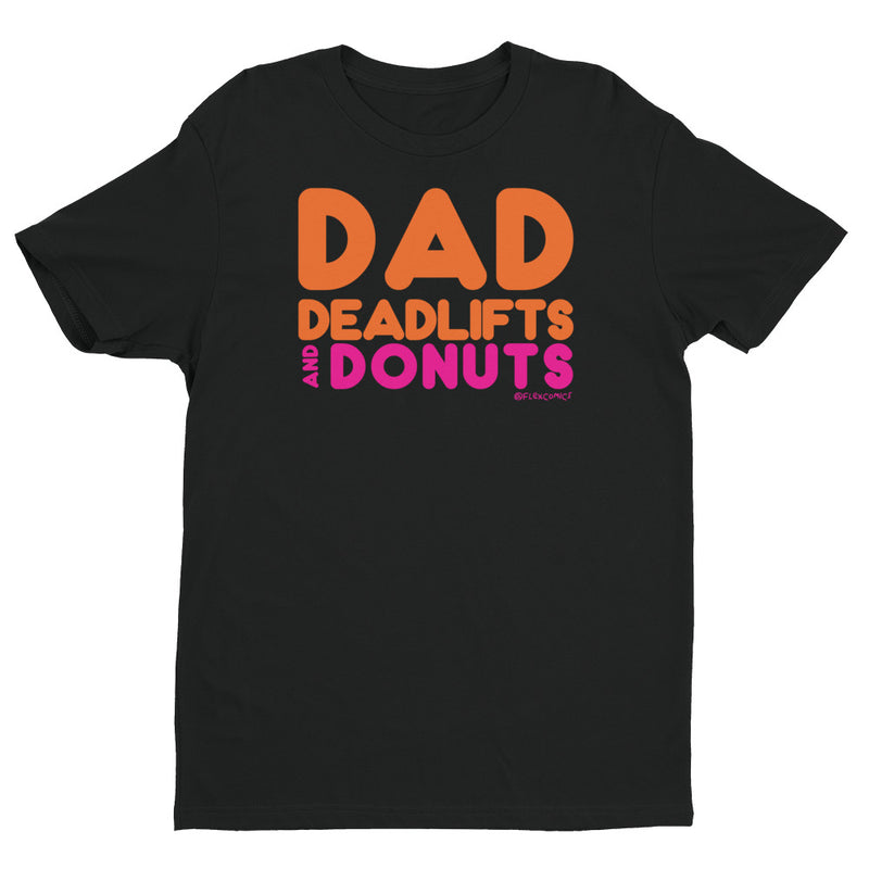 DAD: Deadlifts and Donuts (Brosics)