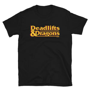 Deadlifts and Dragons (Brosics)
