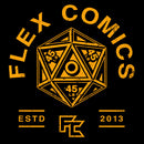 Flex Comics DnD Dice