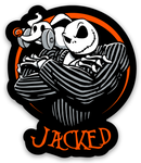 Jacked - Vinyl Sticker