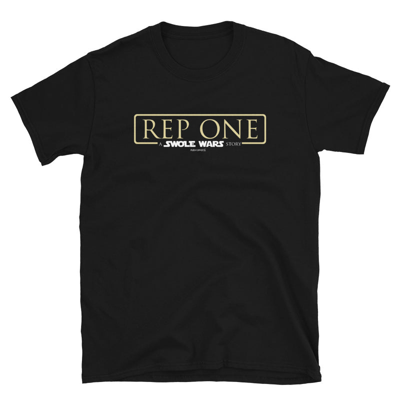 Rep One: A Swole Wars Story (Brosics)
