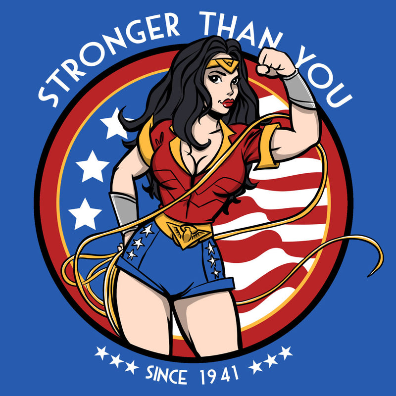 Stronger Than You: Since 1941