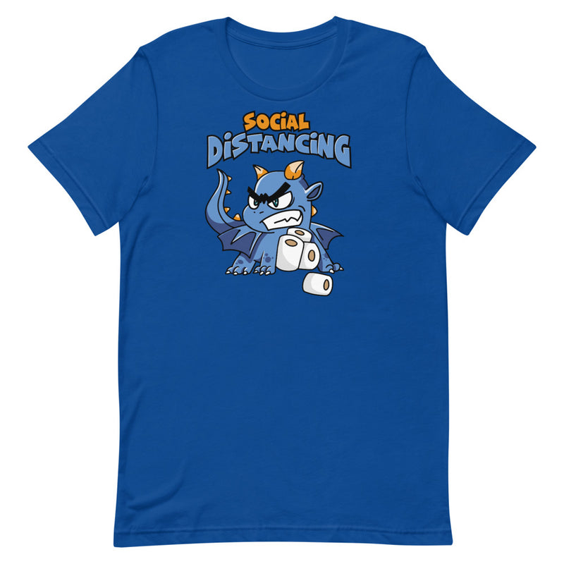 Social Distancing (The Geek Side)